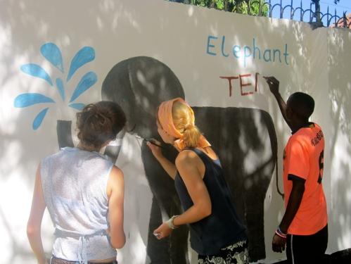 Tembo elephant