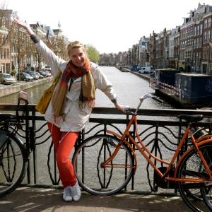 Ek ben en Amsterdam!